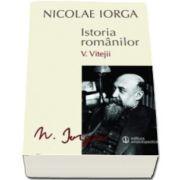 Nicolae IORGA, Istoria romanilor. Volumul V - Vitejii