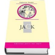 Alphonse Daudet, Jack - Colectia Biblioteca pentru toti copiii