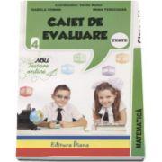 Vasile Molan, Matematica Teste - Caiet de evaluare pentru clasa a IV-a