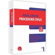 Noul Cod de procedura civila 2016 - Legislatie consolidata si INDEX: 5 ianuarie 2016