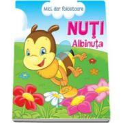 Nuti Albinuta. Poveste cu autocolante