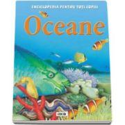 Clare Oliver, Oceane. Enciclopedia pentru toti copiii