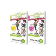 Limba si literatura romana, manual pentru clasa a III-a. Semestrul I si II. Editie tiparita si editie digitala