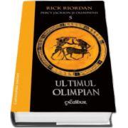 Rick Riordan, Percy Jackson si Olimpienii. Ultimul Olimpian (Cartea a V-a)