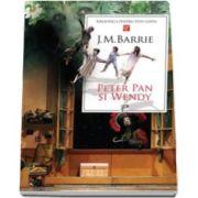 J. M. Barrie, Peter Pan si Wendy. Colectia Biblioteca pentru toti copiii