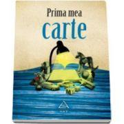 Raluca Dinca, Prima mea carte