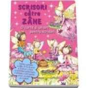 Scrisori catre Zane. O carte si un set pentru scrisori - Varsta recomandata 5-10 ani