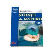 Stiinte ale naturii manual pentru clasa a IV-a (Stefan Pacearca)