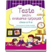 Simona Grujdin, Teste de evaluare nationala clasa a II-a. Comunicare in limba romana si Matematica si explorarea mediului