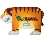 Tigrisorul. ZooABC - Varsta recomandata 3-6 ani