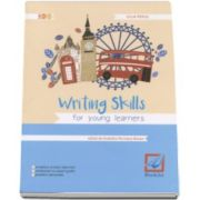 Iulia Perju, Writing Skills for young learners (CEF, B1, A2) - E-mailuri, scrisori, descrieri, compuneri cu suport grafic, povestiri personale.