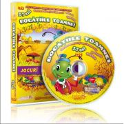 Bogatiile toamnei. Jocuri educationale 3-7 ani, CD 2 - Colectia Eduteca