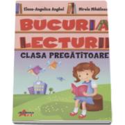 Elena Angelica Anghel, Bucuria lecturii. Clasa pregatitoare