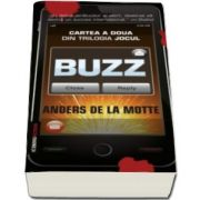 Anders De la Motte, Buzz. Cartea a doua din trilogia Jocul