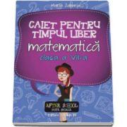 Caiet pentru timpul liber. Matematica, pentru clasa a VII-a (Maria Negrila)