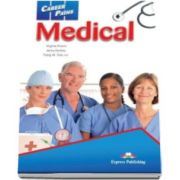 Virginia Evans, Career Paths. Medical Students Book with Cross-Platform Application