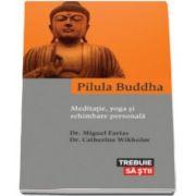 Pilula Buddha. Meditatie, yoga si schimbare personala (Miguel Farias)