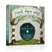 Povesti despre virtuti - Cartea este insotita de 2 CD-uri audio