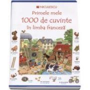 Heather Amery, Primele mele 1000 de cuvinte in limba franceza. Editie ilustrata