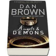 Dan Brown, Angels And Demons - Ingeri si demoni in limba engleza