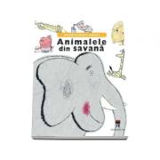 Animalele din savana - Minienciclopedii Larousse