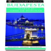 Dorling Kindersley, Budapesta - Harta si ghid de buzunar