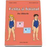 Viorica Preda, Fetita si baiatul - Joc didactic - Colectia Materiale didactice