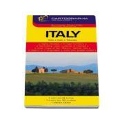 Hartă rutieră Italia