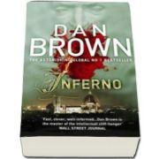 Dan Brown, Inferno - Infernul in limba engleza