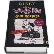 Jeff Kinney, Jurnalul unul pusti, Volumul 10 - In limba engleza. Diary of a Wimpy Kid 10 - Old School