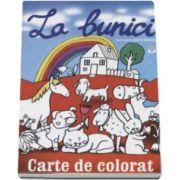 La bunici - Carte de colorat (Ilustratii de Andrei Gamart)