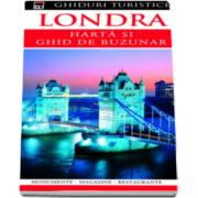 Dorling Kindersley, Londra - Harta si ghid de buzunar