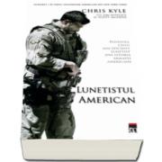 Chris Kyle, Lunetistul american - Carte de buzunar