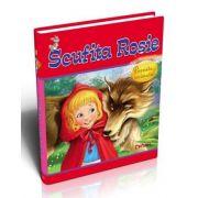 Scufita Rosie - Animale si povesti... animate!