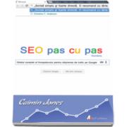 Caimin Jones, SEO pas cu pas - Ghidul complet al incepatorului pentru obtinerea de trafic pe Google