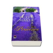 Un an in Provence - Carte de buzunar