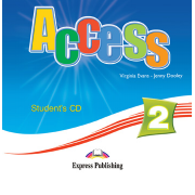 Virginia Evans - Access 2 Students CD. Curs de limba engleza, nivel Elementary A2