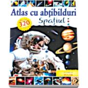 Atlas cu abtibilduri - Spatiul