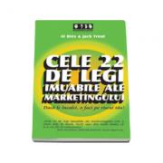 Cele 22 de legi imuabile ale marketingului
