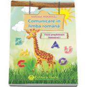 Mariana Morarasu, Comunicare in limba romana pentru Clasa pregatitoare. Semestrul I