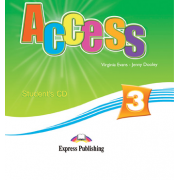 Virginia Evans - Curs de limba engleza Access 3. Students audio CD, nivel Pre-Intermediate