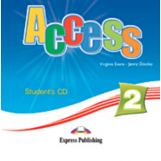 Virginia Evans, Curs limba engleza Access 2 - Students audio CD (Elementary A2)