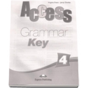 Curs limba engleza Access 4 Grammar Key Intermediate (B1) - Virginia Evans si Jenny Dooley