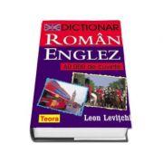 Dictionar Roman-Englez, 60. 000 de cuvinte (Leon Levitchi)