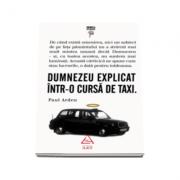 Dumnezeu explicat intr-o cursa de taxi (Colectia Guerrilla de pe noptiera)