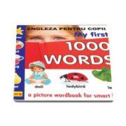 Diana Rotaru, Engleza pentru copii - My first 1000 words