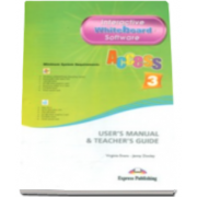 Virginia Evans, Ghidul profesorului pentru tabla interactiva Access 3 - Users Manual and Teachers Guide (Interactive Whiteboard Software)