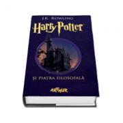 J. K. Rowling, Harry Potter si piatra filosofala - Volumul I
