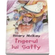 Hilary Mckay, Ingerul lui Saffy