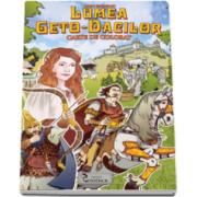 Lumea Geto-Dacilor - Mihai Grajdeanu - carte de colorat
